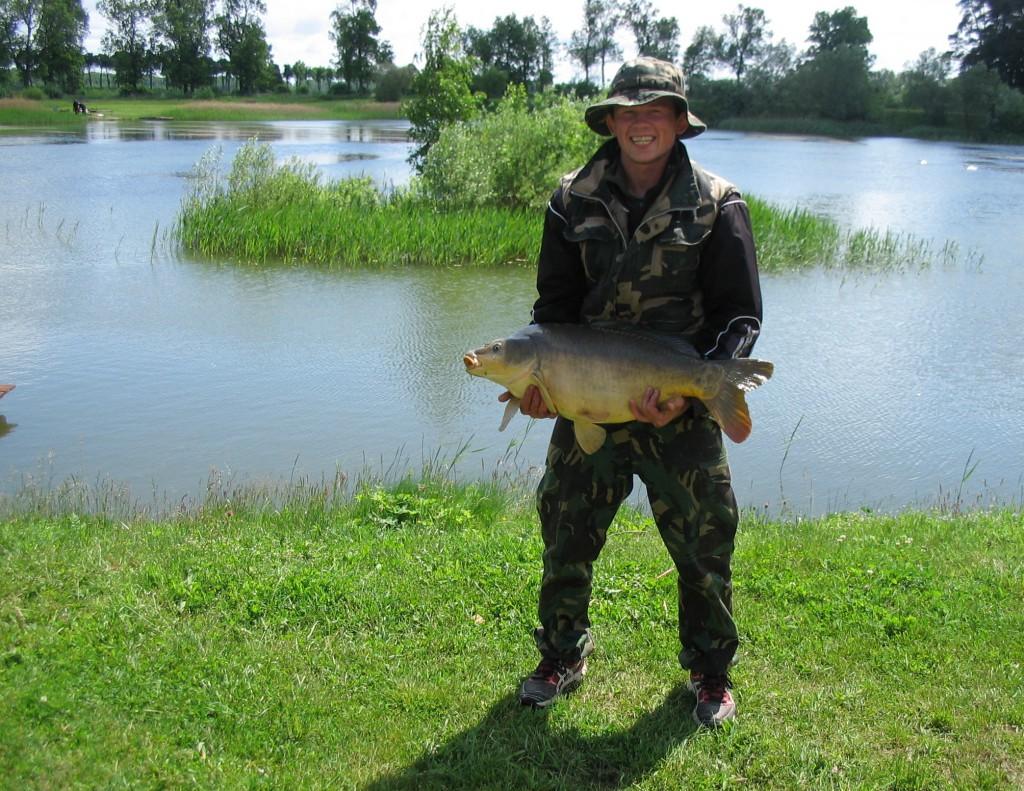 Adam karp 8,1 kg 79 cm