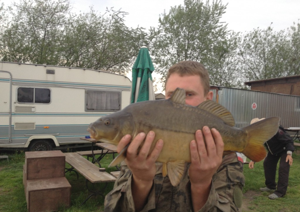 Dawid Karp 6,5 kg